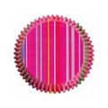 Wilton Stripes Mini Baking Cups 100pcs