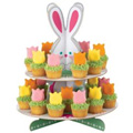 Wilton Bunny Treat & Egg Easter Cupcake Stand