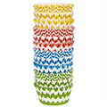 Wilton Chevron Pattern Baking Cups Value Pack 300pcs