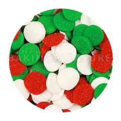 Wilton Christmas Confetti Sprinkles 70g