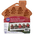 Wilton Christmas Gingerbread Silicone Mould