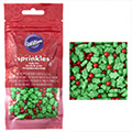 Wilton Christmas Holly Sprinkles 56g