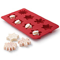 Wilton Christmas Snowflake Silicone Mould