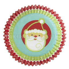 Wilton Snowflake Wishes Christmas Baking Cups