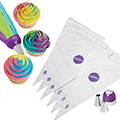 Wilton Color Swirl 3 Colour Decorating Kit