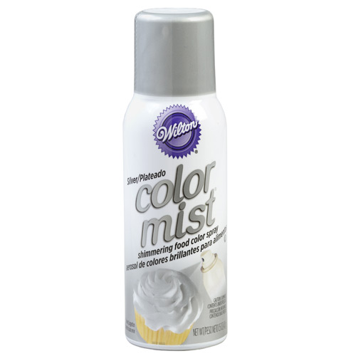 Wilton Colour Mist Food Spray Silver