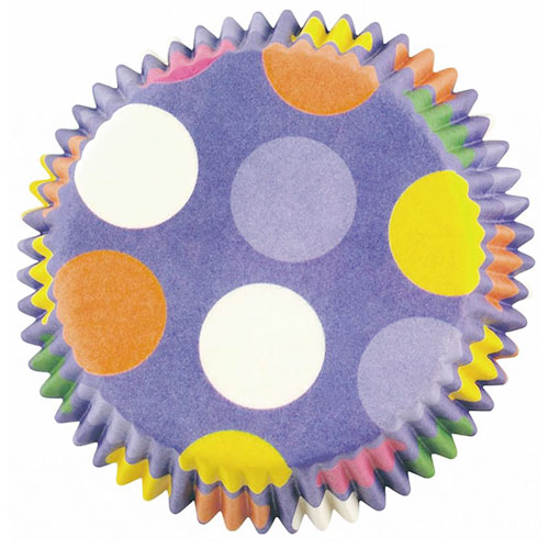 Wilton Dazzzling Dots Baking Cups