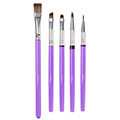 Wilton Decorating Brush Set 5pcs