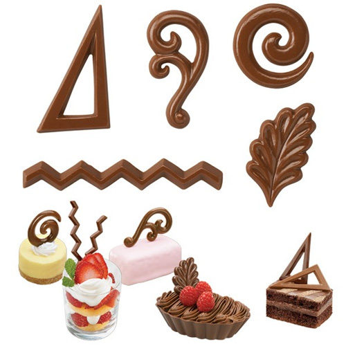 Wilton Dessert Accents Chocolate/Candy Mould
