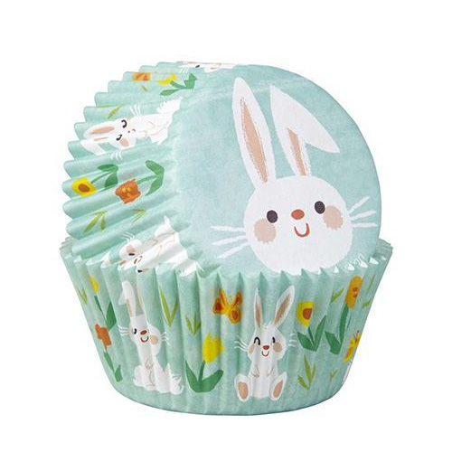 Wilton Easter Bunny Baking Cups