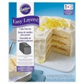 Wilton Easy Layer 4 Inch Square Cake Pan