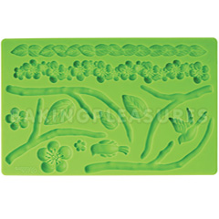 Wilton Fondant & Gum Paste  Nature Mould