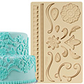 Wilton Fondant & Gum Paste Lace Mould