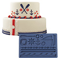 Wilton Fondant & Gum Paste Nautical Mould