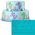 Wilton Fondant & Gum Paste Sea Life Mould
