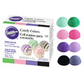 Wilton Garden Candy Colour Set
