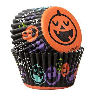 Wilton Halloween Mini Baking Cups