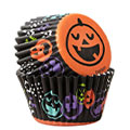 Wilton Halloween Mini Baking Cups 100pcs