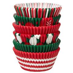 Wilton Holiday Multi Pack Christmas Baking Cups