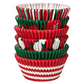 Wilton Holiday Multi Pack Christmas Baking Cups 150pcs
