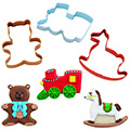 Wilton Homemade Cookie Cutters 3pcs