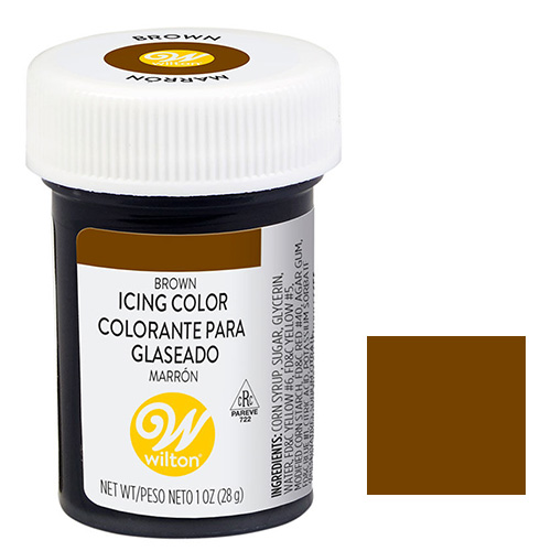 Wilton Icing Colour Brown