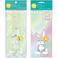 Wilton Iridescent Easter Bunny Treat Bags 10pcs