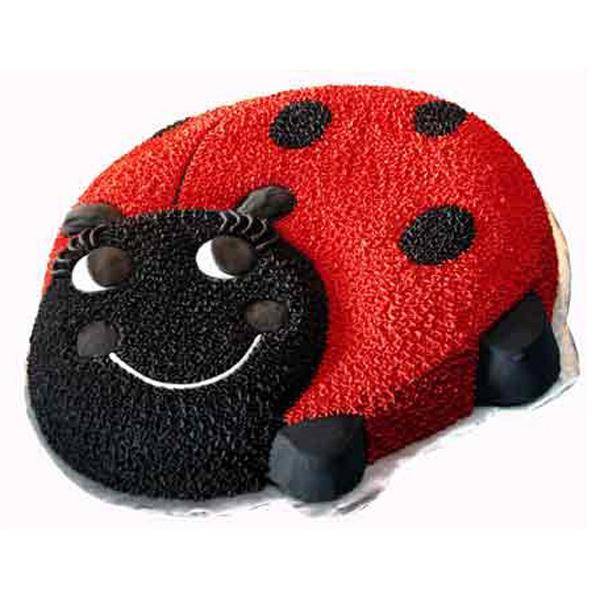 Wilton Lady Bug Novelty Cake Pan Tin