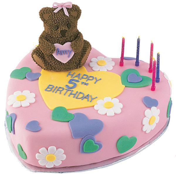 Wilton Mini Stand Up Bear Novelty Cake Pan Tin