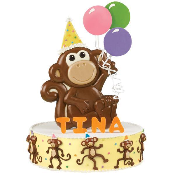 Wilton Monkey Novelty Cake Pan Tin