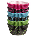 Wilton Neon Darks Multi Pack Baking Cups 150pcs
