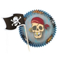 Wilton Pirate Cupcake Combo 24pcs