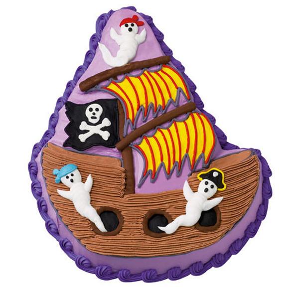Pirate Cake Tin