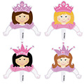 Wilton Princess Cake Pops Fun Picks 8pcs