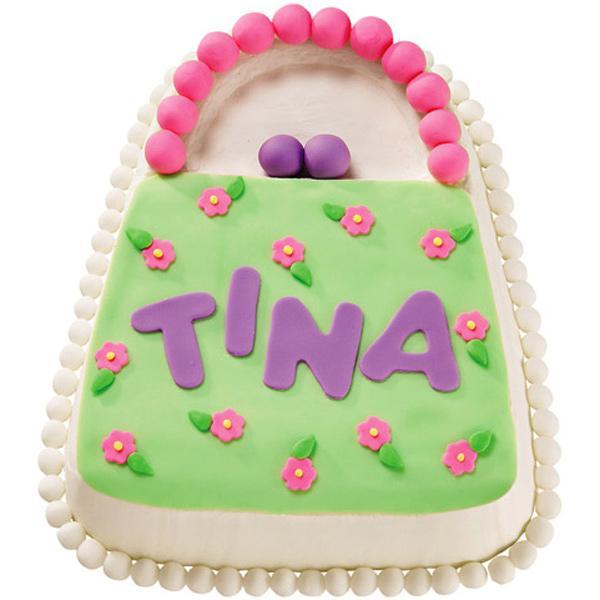 Wilton Purse Novelty Cake Pan Tin