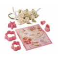Wilton Rose Bouquet Flower Cutter 5 pcs Set
