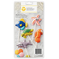 Wilton Sea Creatures Lollipop Mould