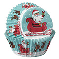 Wilton Sweet Holiday Christmas Baking Cups 75pcs