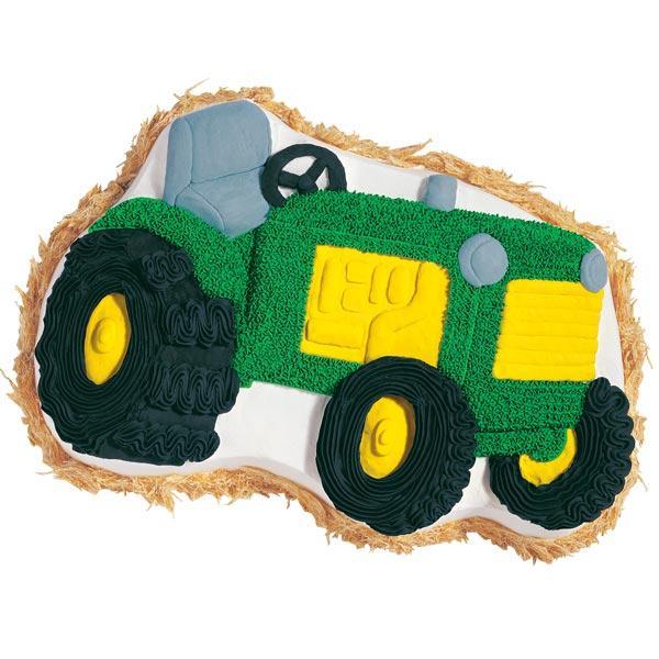 Tractor Novelty Cake PanTin