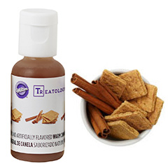 Wilton Treatology Warm Cinnamon Graham Flavour Concentrate