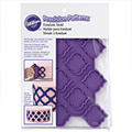 Wilton Trellis Silicone Precision Patterns