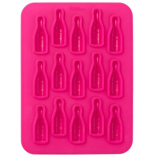 Wilton Wine Bottle Silicone Candy Mould