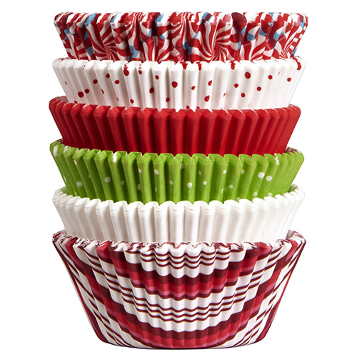 Wilton Xmas Holiday Multi Pack Christmas Baking Cups