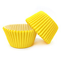 BULK Yellow Mini Baking Cups (#360) 500pcs