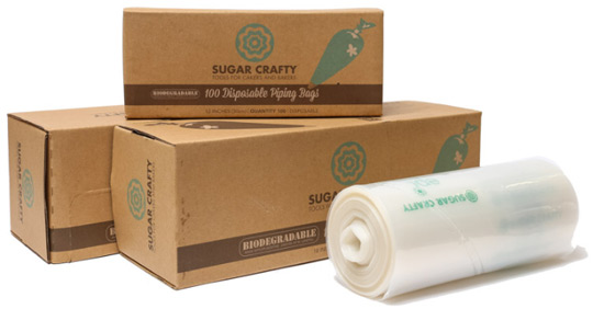 Biodegradeable Piping Bags