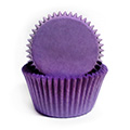 Purple Nordic Paper Baking Cups 240pcs