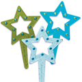 All Star Cupcake Picks 12pcs