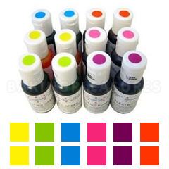 Americolor Soft Gel Paste Electric Colour Kit