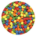 Bright Sequins Edible Sprinkles 79g