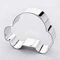 Bubble Car Stainless Steel Cookie Cutter